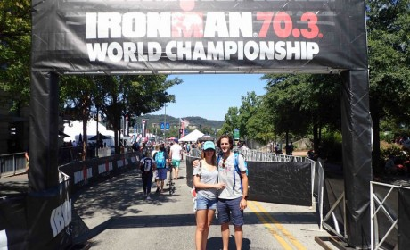 IRONMAN 70.3 World Championship Chattanooga – Race report by Ben G.