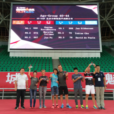 IM 70.3 Qujing Race Report by S.Wong - slide 3