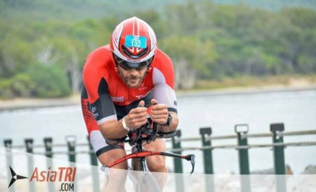 Ray Picard's Ironman Cairns Report