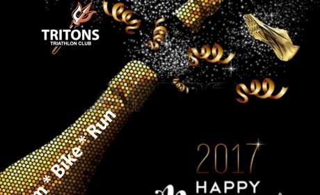 Happy New Year Tritons!