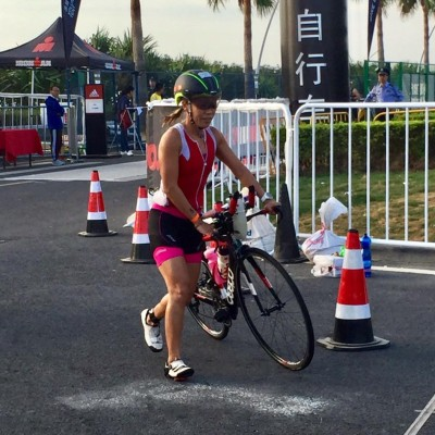 70.3 Xiamen Race report by Jeff W. - slide 5