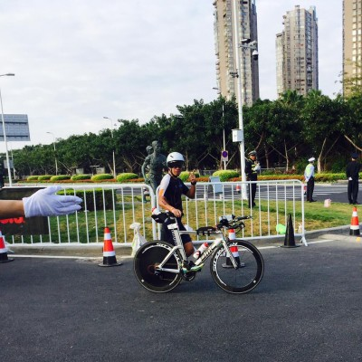 70.3 Xiamen Race report by Jeff W. - slide 7