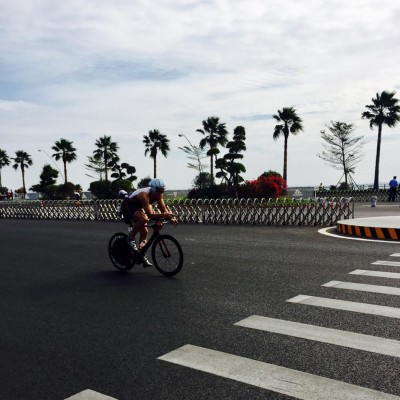 70.3 Xiamen Race report by Jeff W. - slide 13