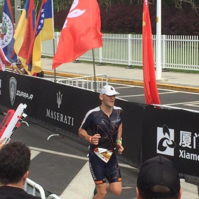 70.3 Xiamen Race report by Jeff W. - slide 19