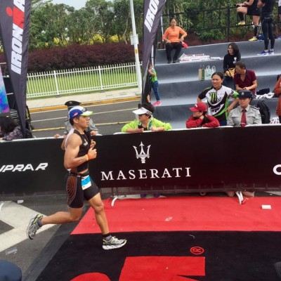 70.3 Xiamen Race report by Jeff W. - slide 21