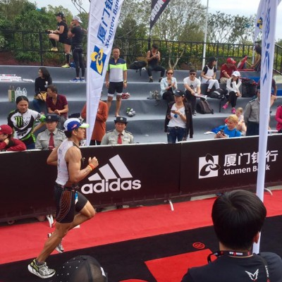 70.3 Xiamen Race report by Jeff W. - slide 23