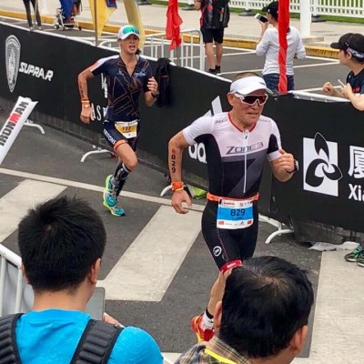 70.3 Xiamen Race report by Jeff W. - slide 32
