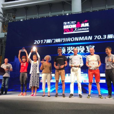 70.3 Xiamen Race report by Jeff W. - slide 36