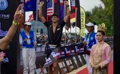 IM Thailand Race Report from Robert T.