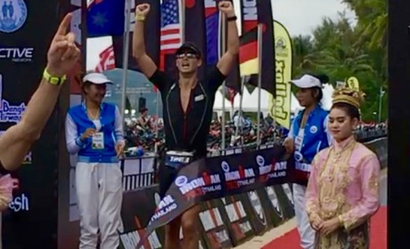 IM Thailand Race Report from Robert T.