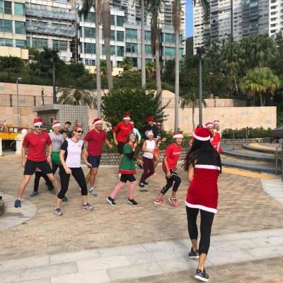 Santa Run - slide 1