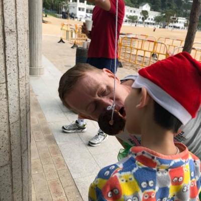 Santa Run - slide 15