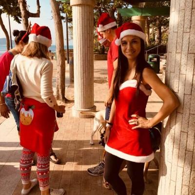 Santa Run - slide 28