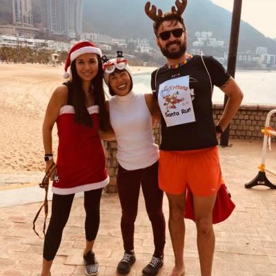 Santa Run - slide 35
