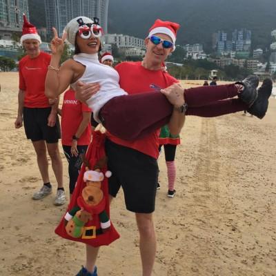 Santa Run - slide 39