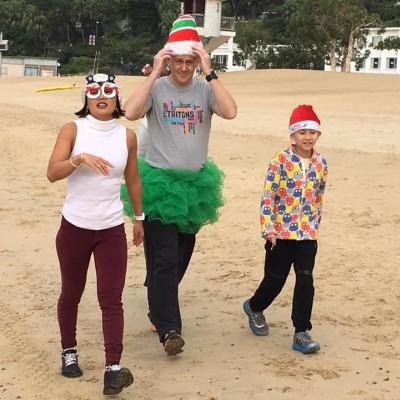 Santa Run - slide 40