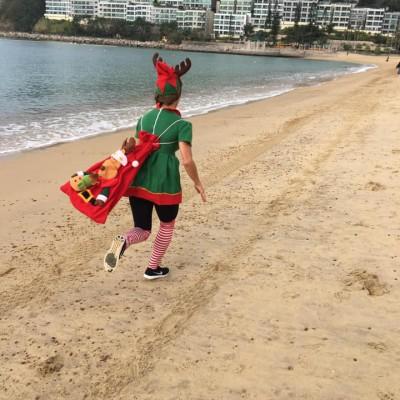 Santa Run - slide 41