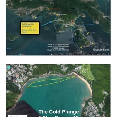 The Cold Half &e Plunge - slide 1