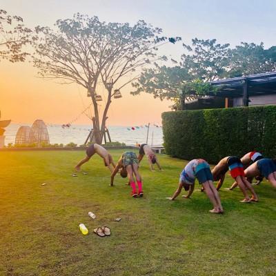 70.3 Bangsaen, when Tritons become Flamingos - slide 2