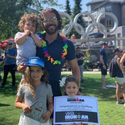 Ironman Whistler, Canada - slide 1