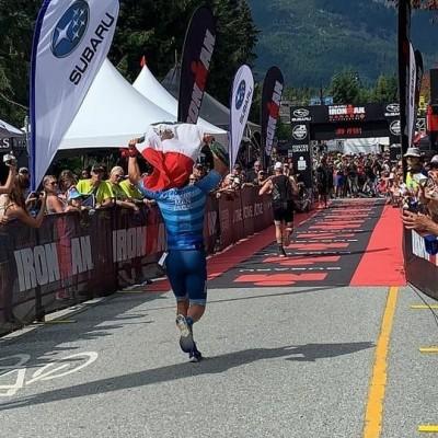 Ironman Whistler, Canada - slide 2