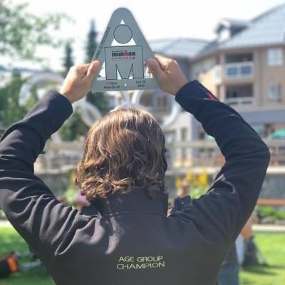 Ironman Whistler, Canada - slide 4