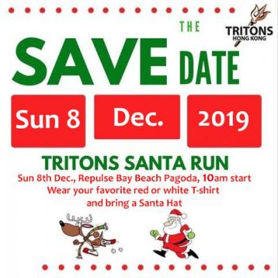 Tritons Santa Run 2019 - slide 6